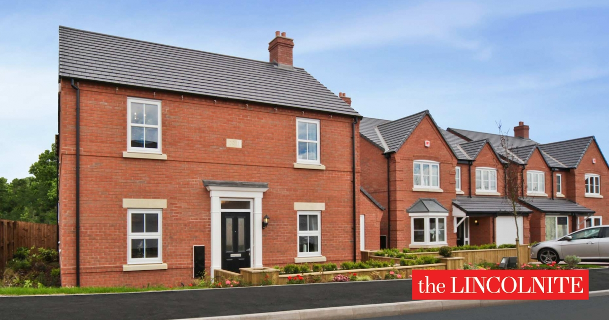 New Build Homes Near Lincoln