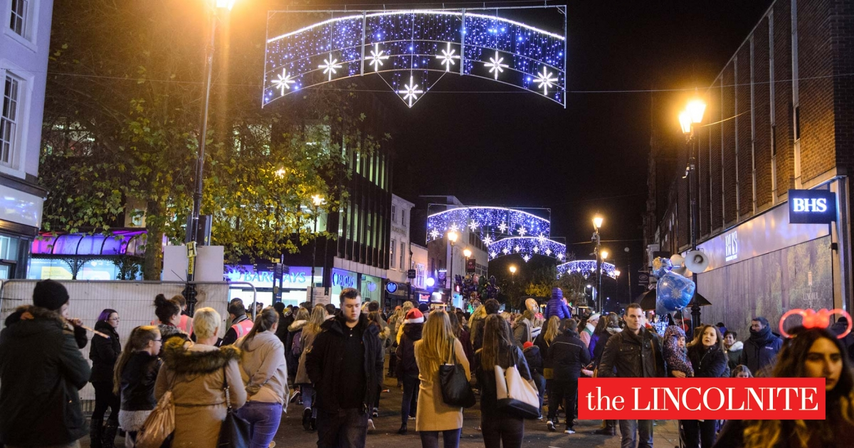 - Your Guide To Lincoln's Christmas Lights Switch-ons Friday
