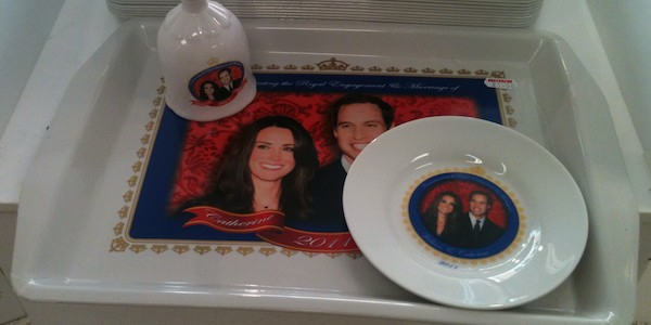 Wilkinsons Royal Wedding Products