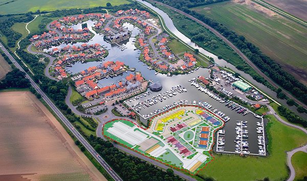 47 More Homes To Be Built At Burton Waters