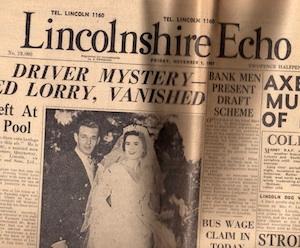 Lincolnshire Echo 1957