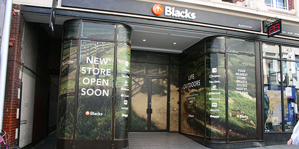 Outdoor shop Blacks revamps Lincoln store - The Lincolnite
