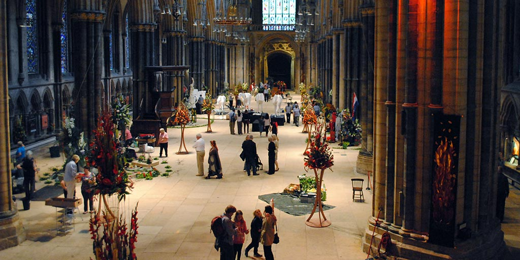 Lincoln Cathedral Virtual Tour