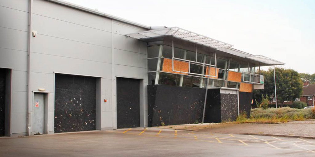 Former Car Showroom To Be Turned Into Gym And Pool