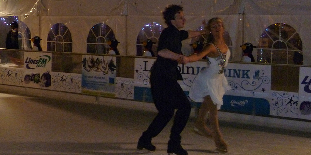 Professional Skaters To Mark Lincoln Ice Rink Return