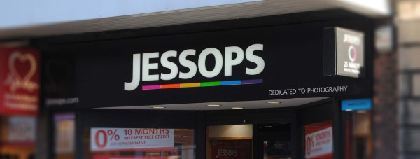 The Jessops store on lower Lincoln High Street.