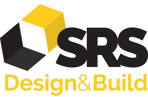 SRS Design & Build Logo