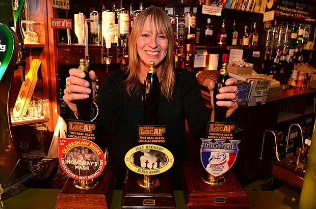 Jolly Brewer CAMRA Pub of the year