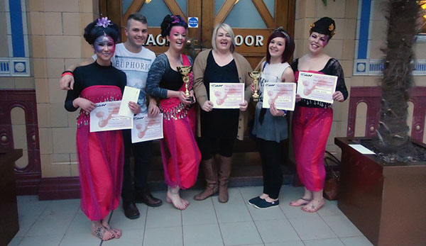 Lincoln College winners