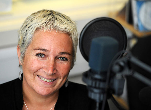 Deborah Wilson, Programme Leader for the BA (Hons) Journalism course at the University of Lincoln