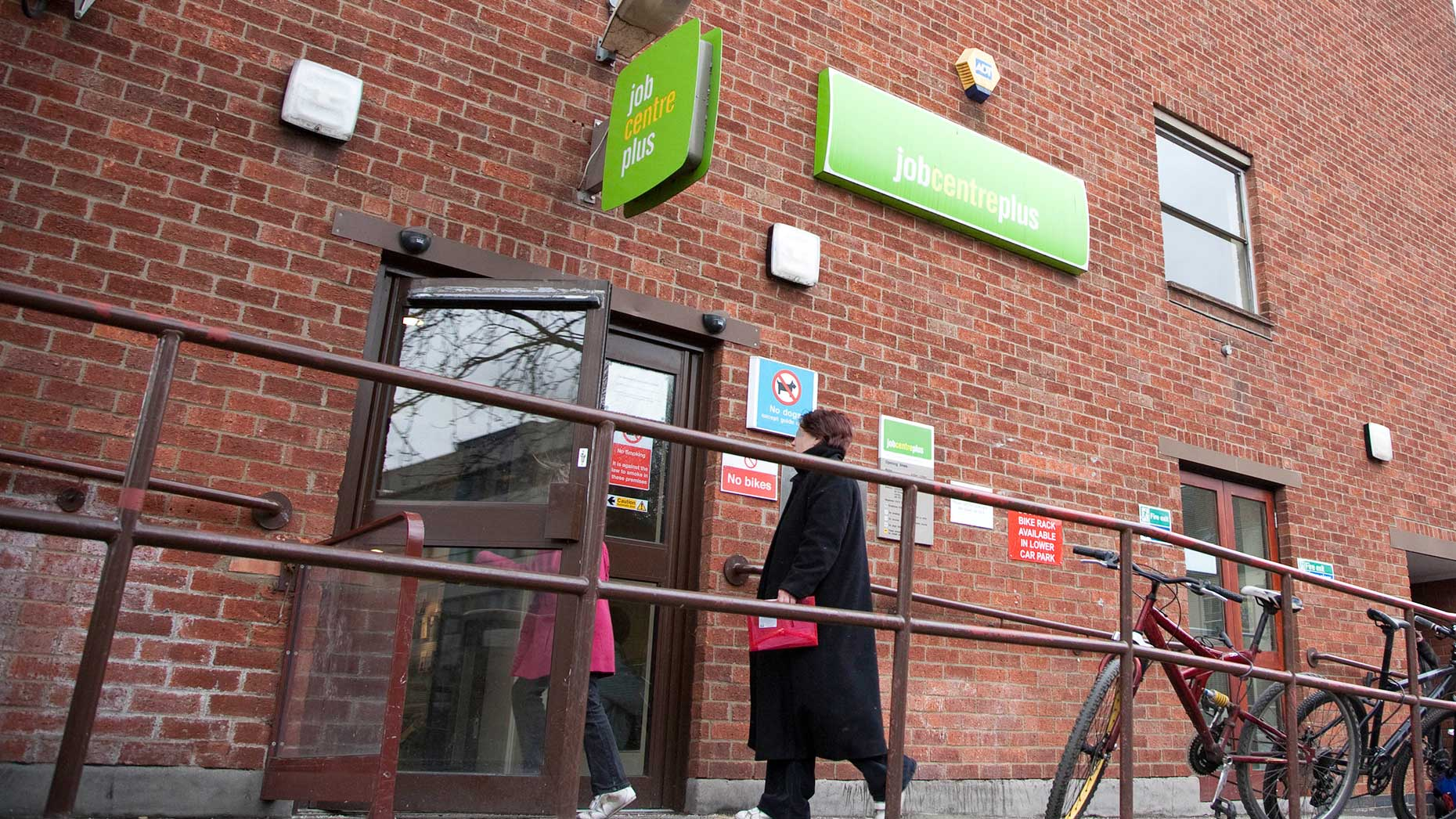 Jobcentre plus free phone number