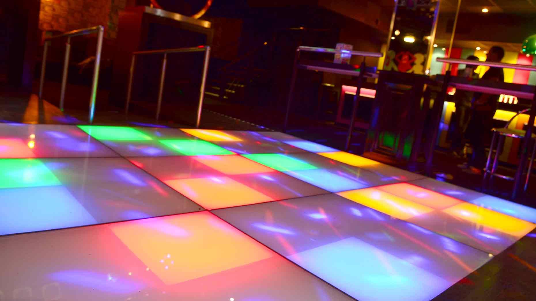 The Shack dance floor. Photo: Steve Smailes for The Lincolnite
