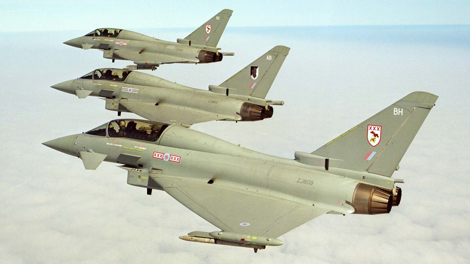 RAF Coningsby to recei...