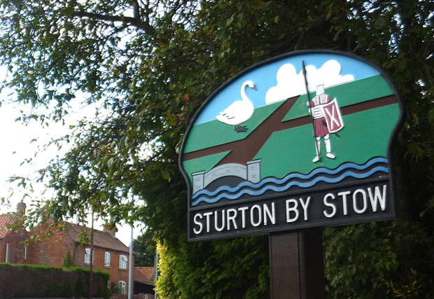 Shale gas resource has been identified beneath the village of Sturton By Stow near Lincoln. Photo: Karli Drinkwater