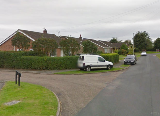 Merleswyn in Dunholme, near Lincoln. Photo: Google Street View
