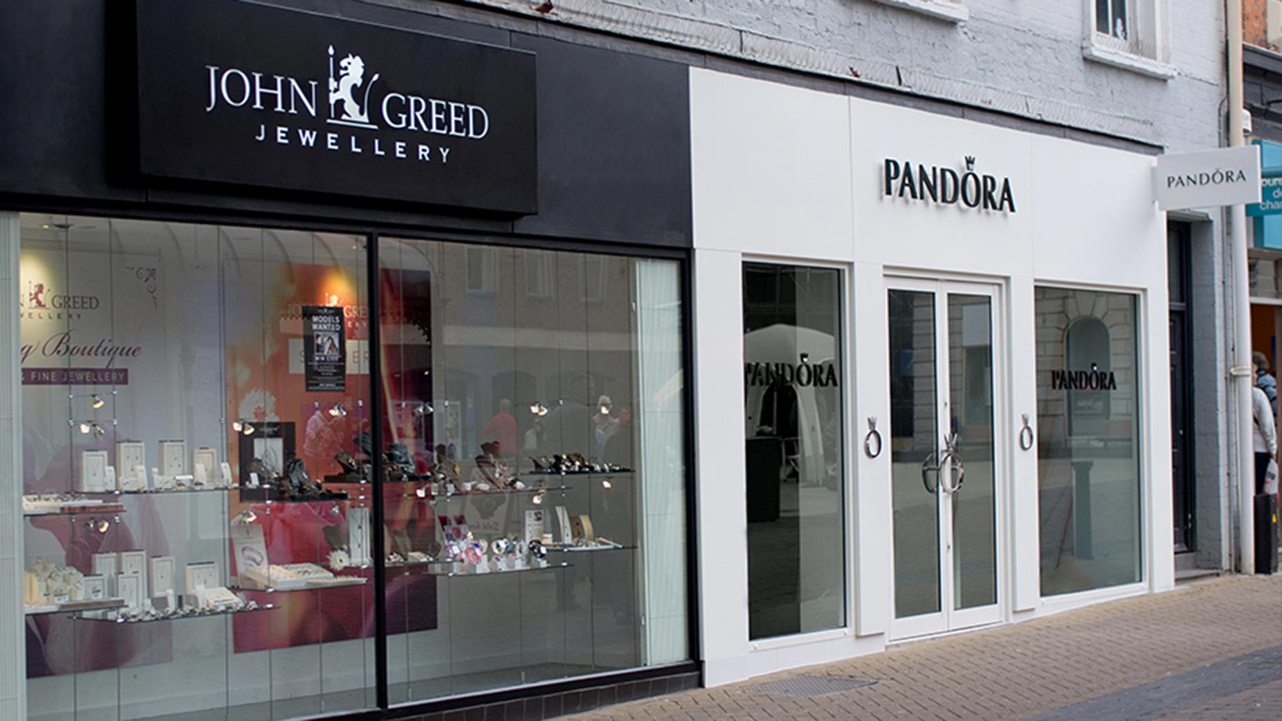 New pandora concept store to open in lincoln for John greed jewelry outlet
