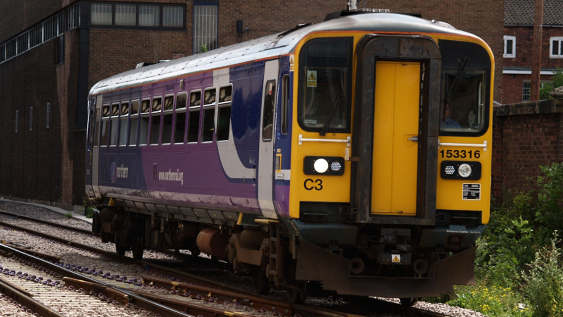 northern rail - photo #4