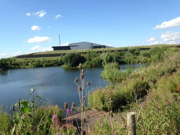 The fishing lakes will continue to be an important feature of the site, the developers said.