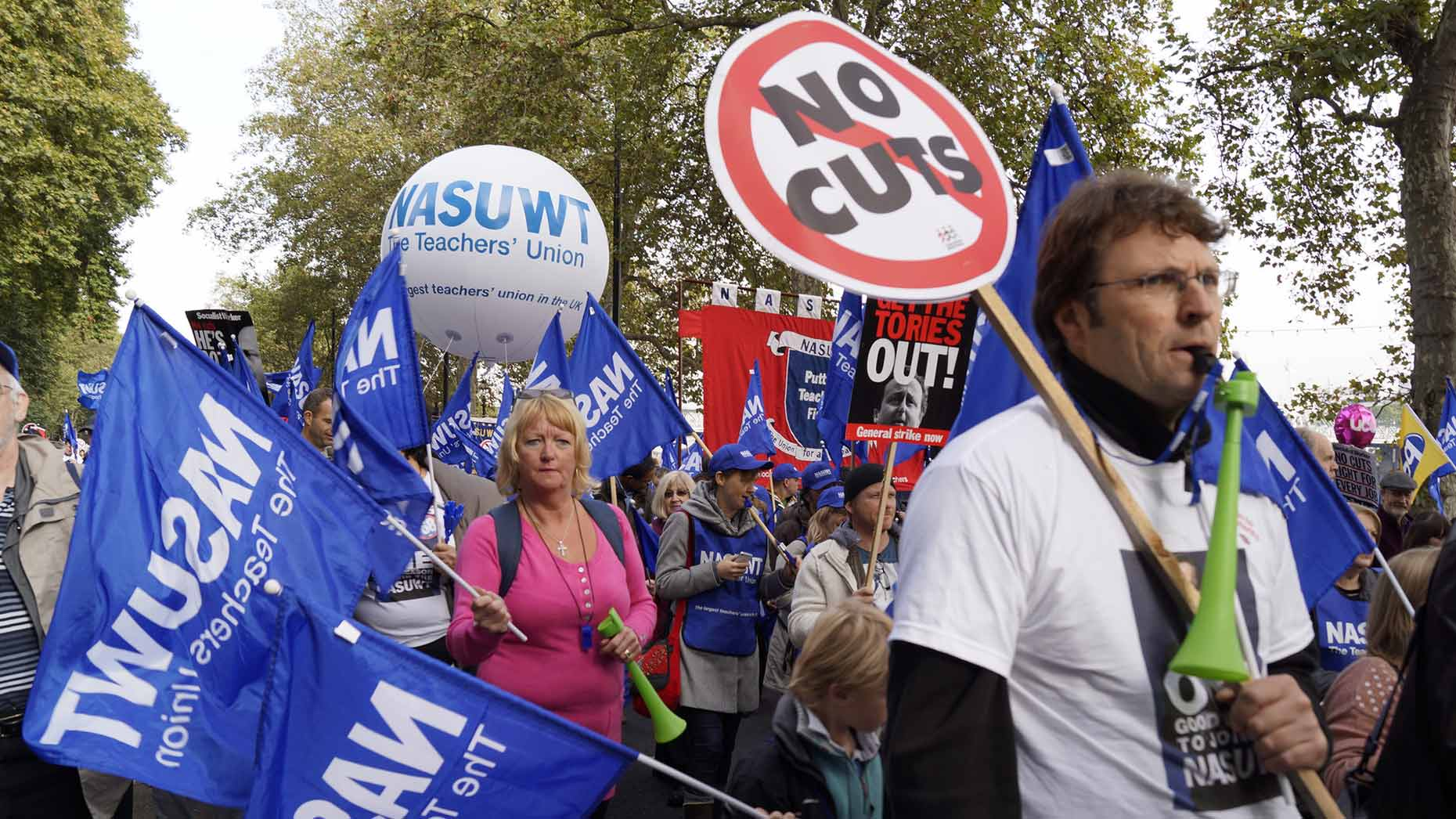 Teacher Strikes: Right or Wrong?