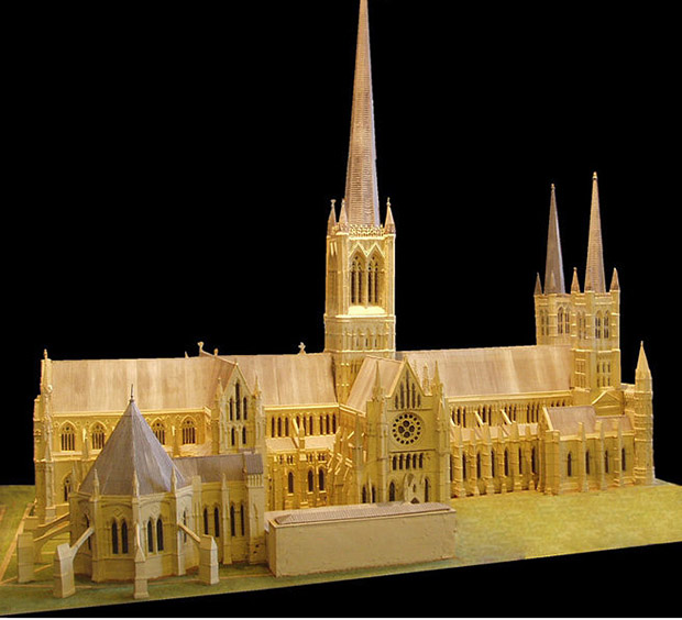 When Lincoln Cathedral Was The Tallest Building In The World