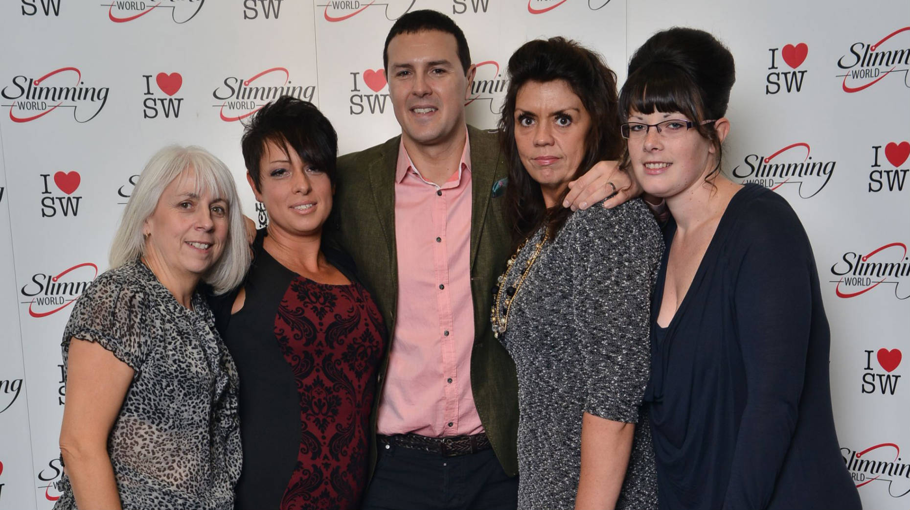 Lincoln Slimmers 39 Taken Out 39 By Paddy Mcguiness