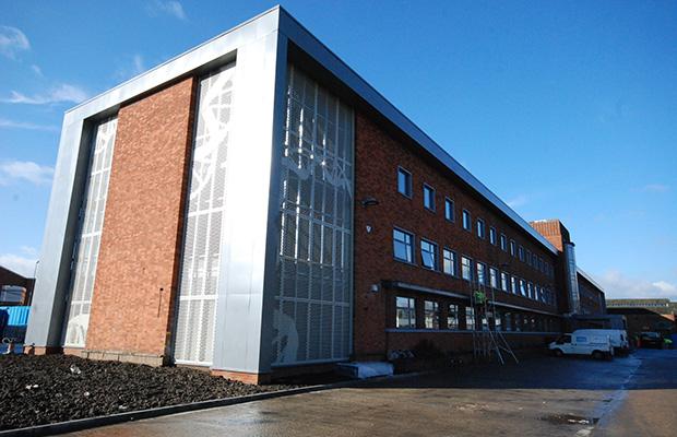 Joseph Banks Laboratory Feb 2014. Photo: UOL