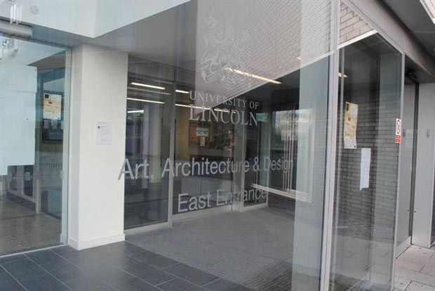 The new Onlincolnshire Technology Hub will be based in the School of Art and Design and the Architecture Building at the University of Lincoln.