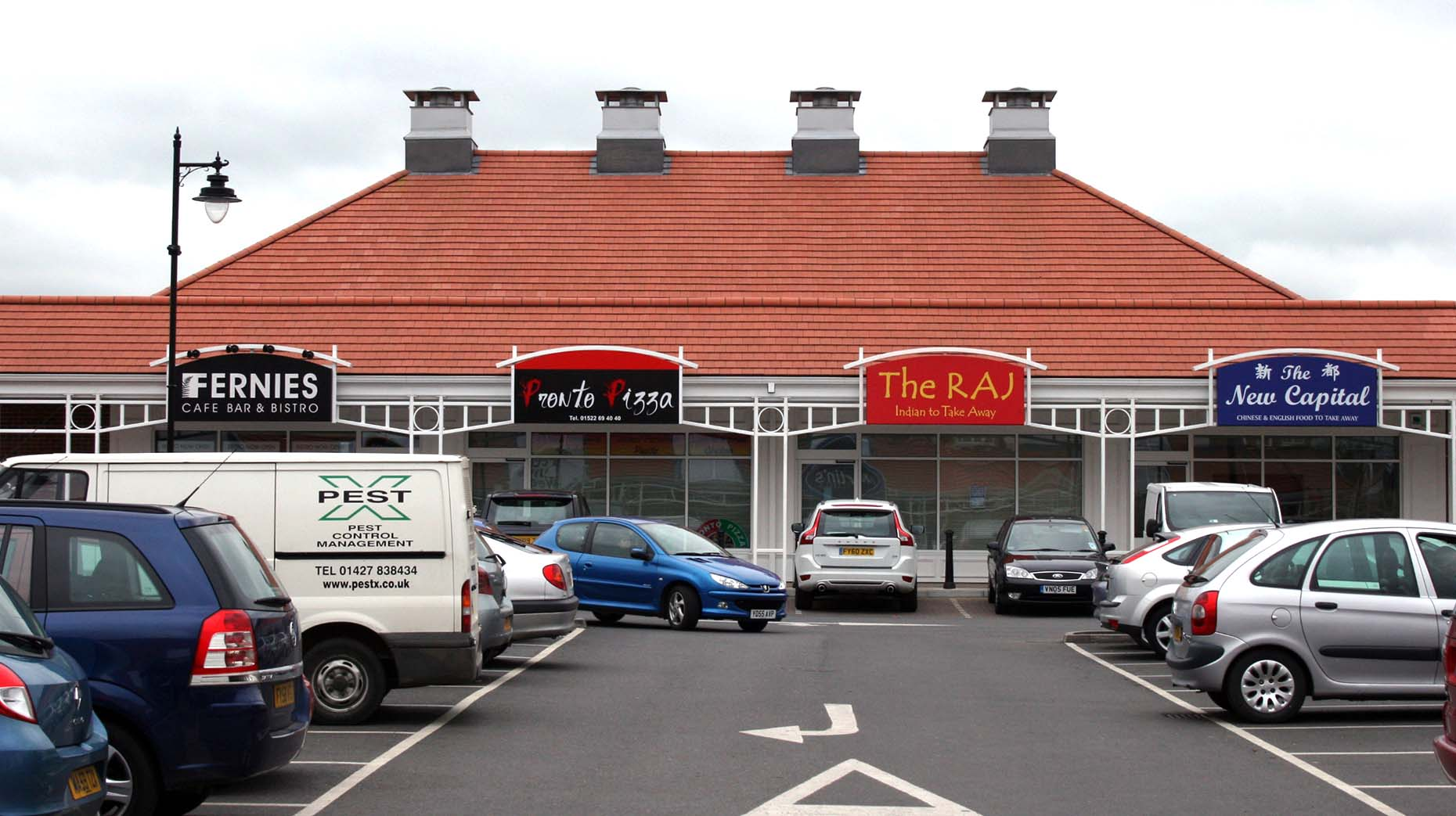 Lincoln indian takeaway robbed at knife point The birchwood