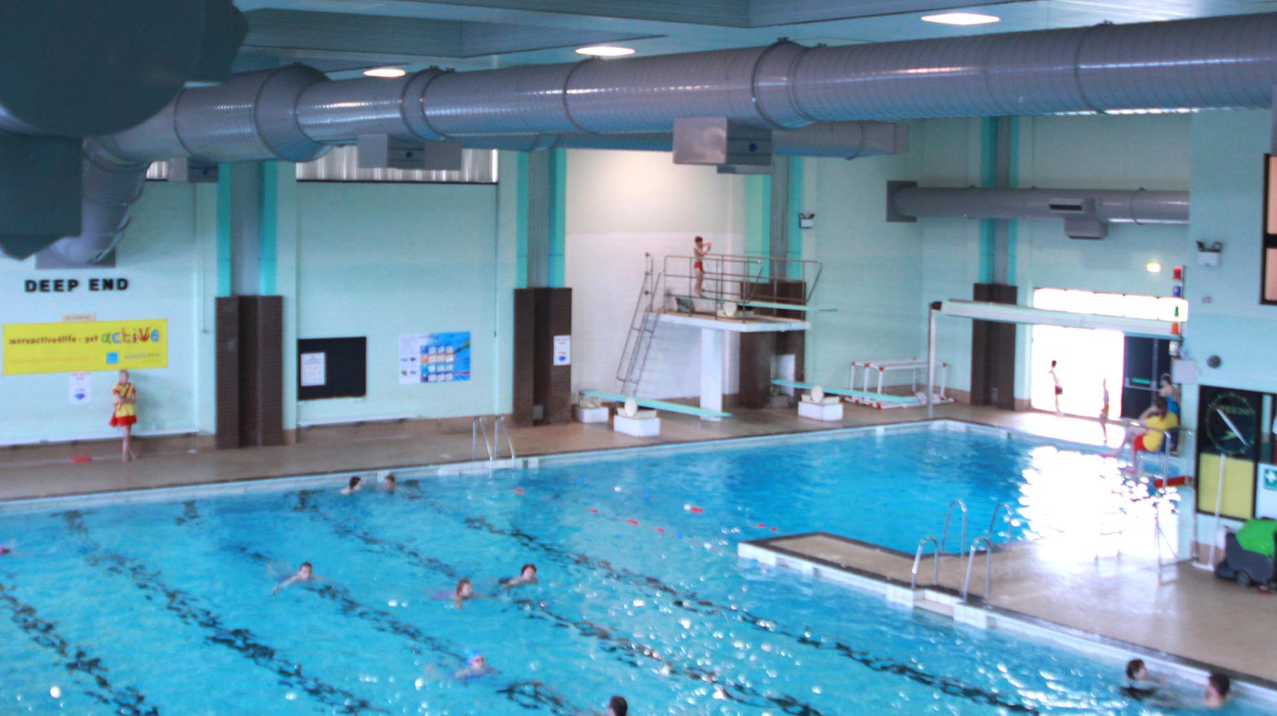 Lincoln Pool And Diving Facilities At Yarborough Saved For Now