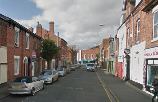 Portland Street in Lincoln. Photo: Google Street View