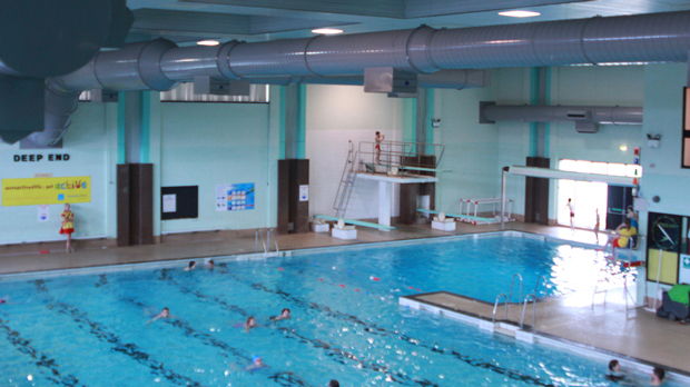 Yarborough Leisure Centre 1m Revamp Plans Approved