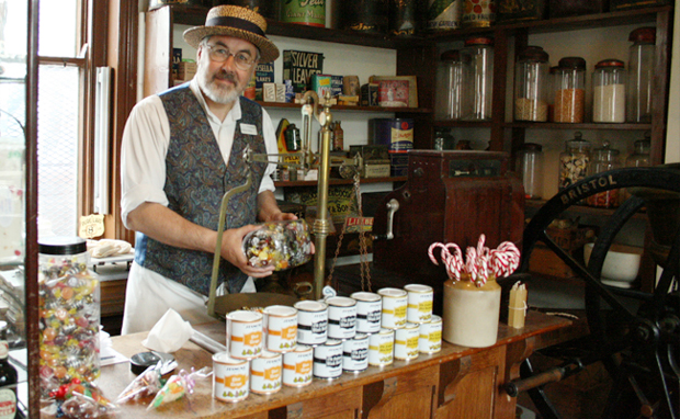 Get a glimpse into the traditional county life at the Museum of Lincolnshire Life in Lincoln.