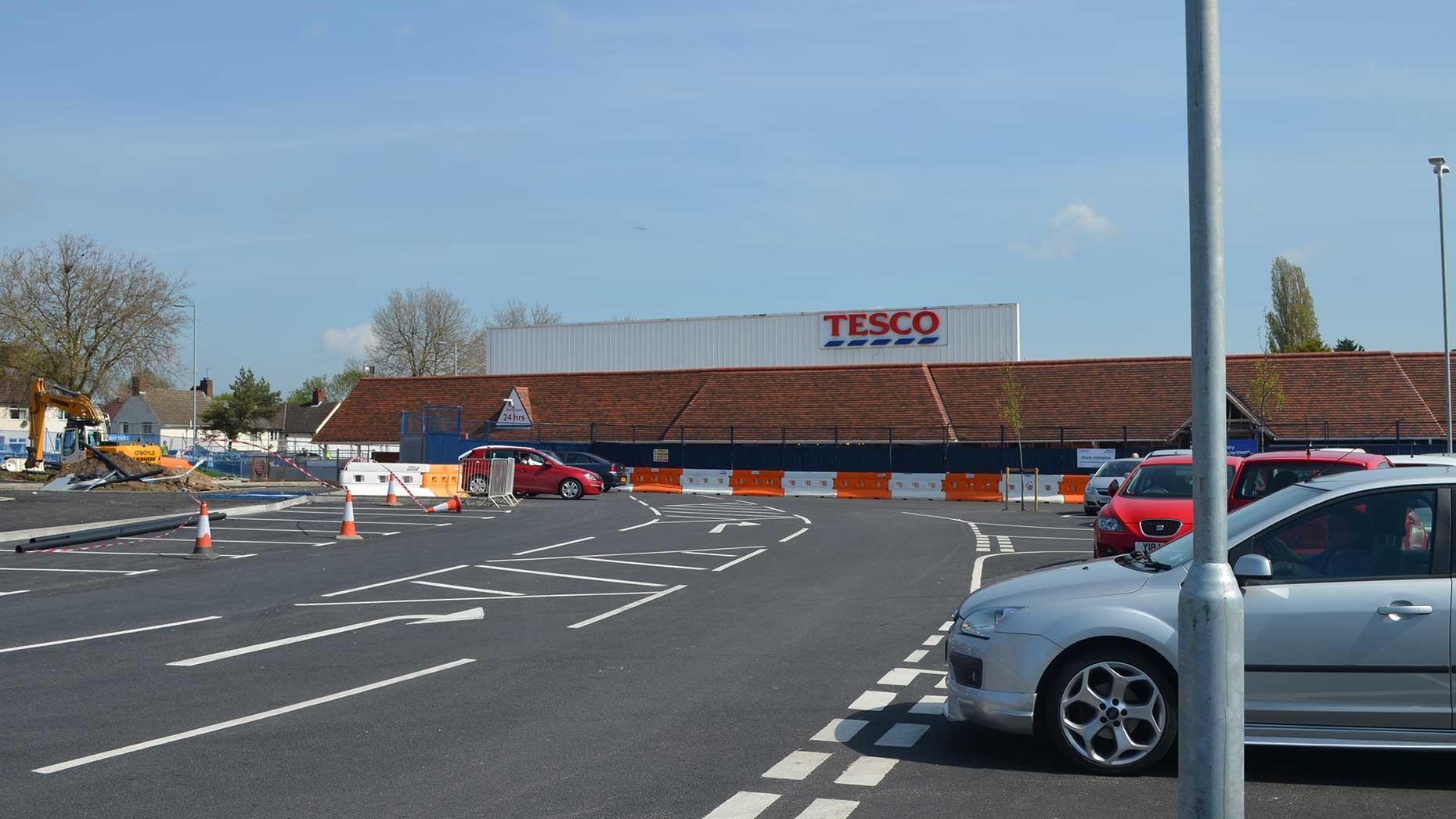 Larger Lincoln Tesco Extra To Open In May The Lincolnite