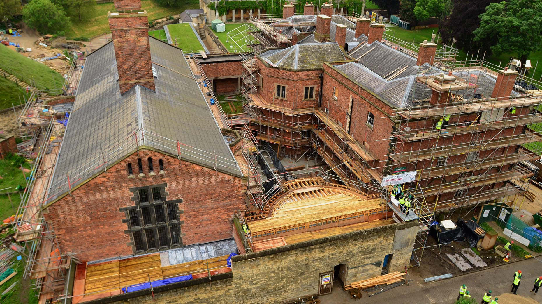 Lincoln's new Magna Carta vault will be ready in time for the 800th anniversary of the sealing of the document. Photo: Steve Smailes for The Lincolnite