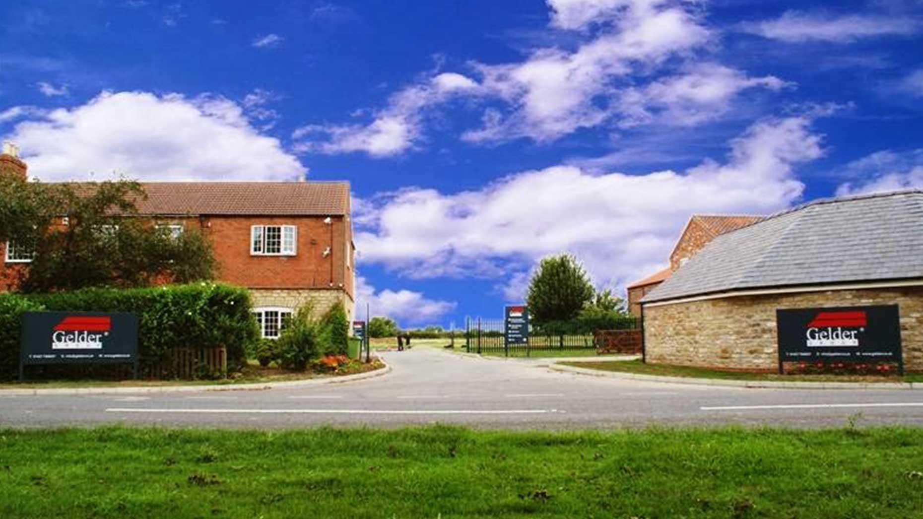 The Gelder Group head office on Tillbridge Lane in Sturton by Stow near Lincoln. Photo: Gelder Group