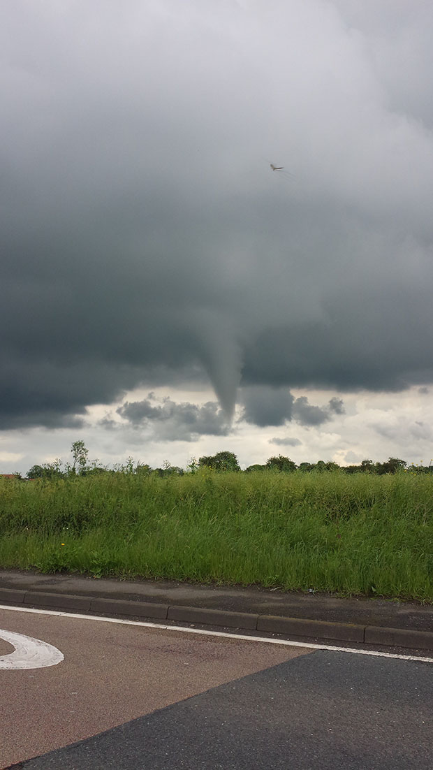 This image was captured by Tracey Woodford in Belton.