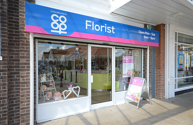 The new store at Birchwood Shopping Centre.
