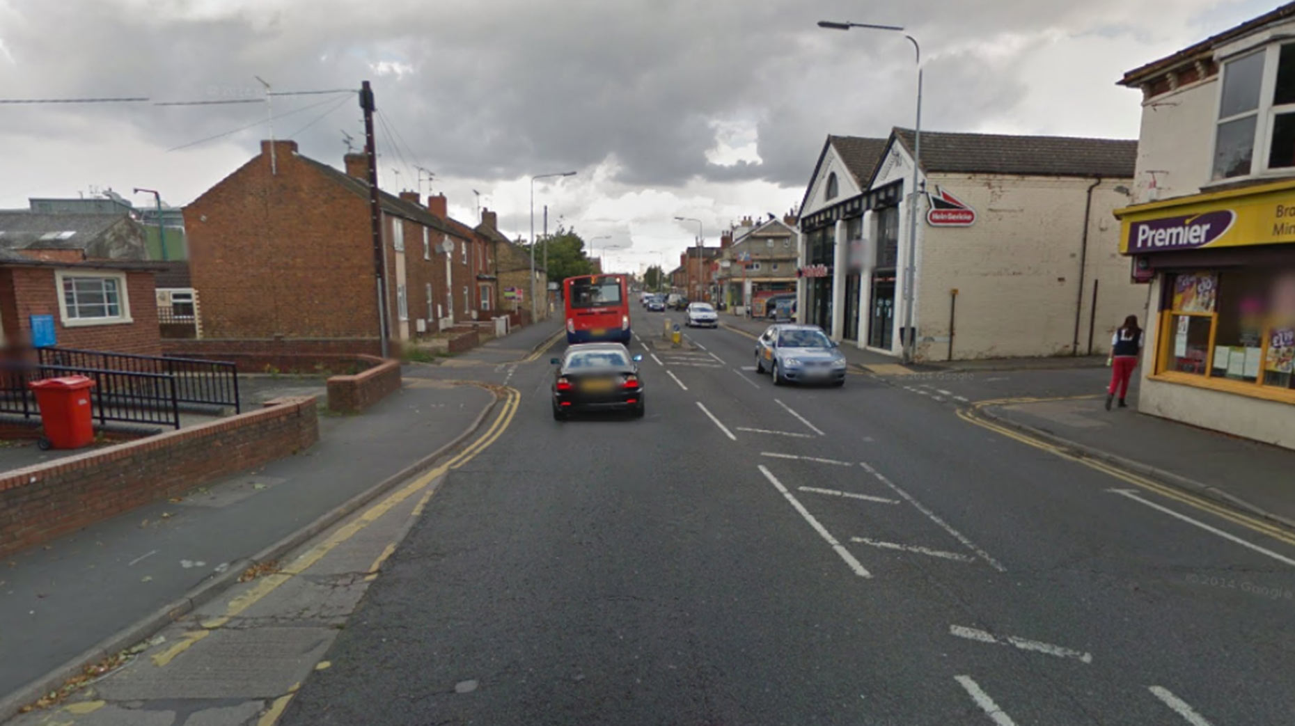 The section of Newark Road in Lincoln will have temporary traffic lights for the duration of the works.