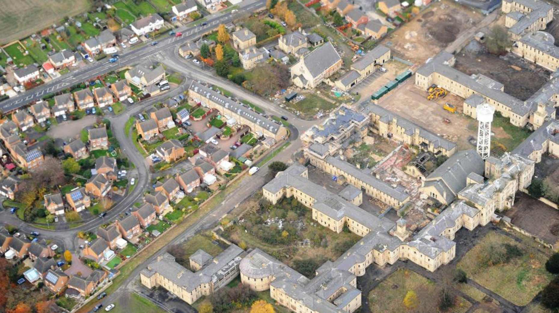 Former Lincoln Asylum To Be Turned Into 183 Luxury Homes