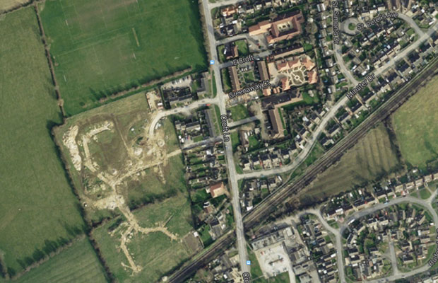 The site off Croft Lane was acquired by West Lindsey District Council and Taylor Lindsey.