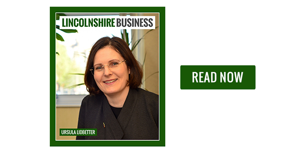 Read issue 6 of Lincolnshire Business magazine