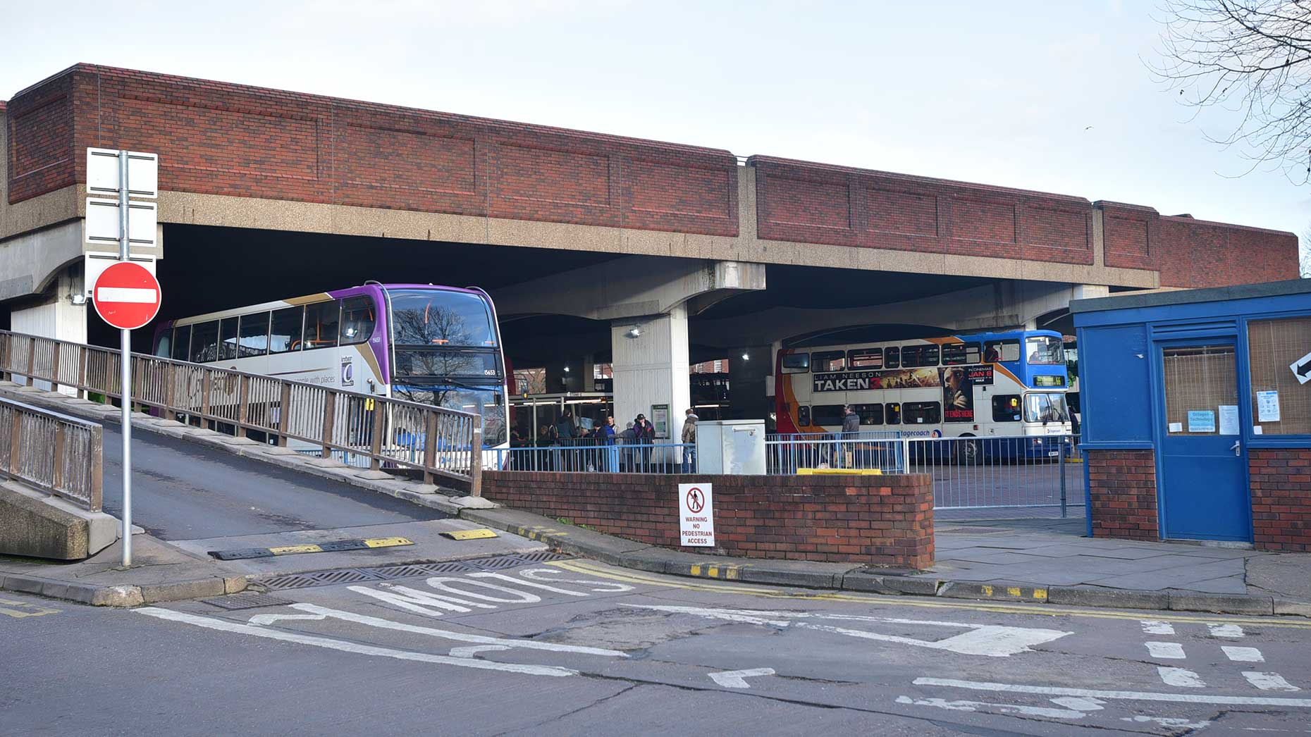 Plans For 163 25m Transport Hub To Regenerate Lincoln City