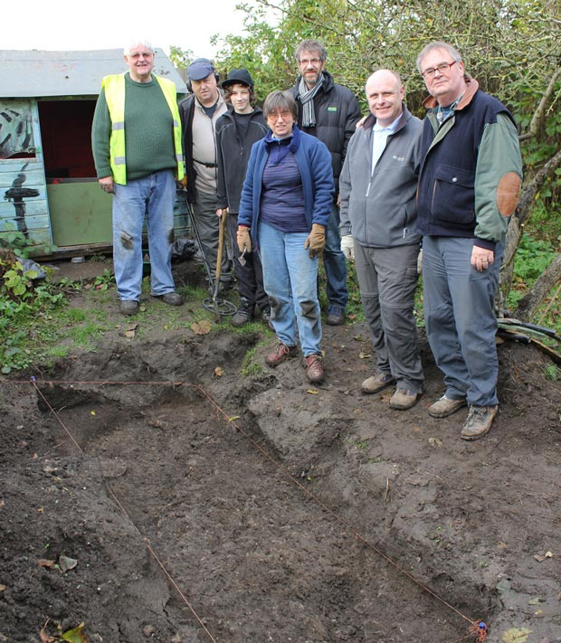 The Lincoln Archaeology Group for Excavation Education and Research (LAGER) will begin digging in May.