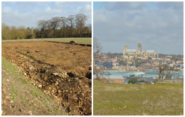 Work to build the International Bomber Command Memorial on Canwick Hill will begin on March 16.