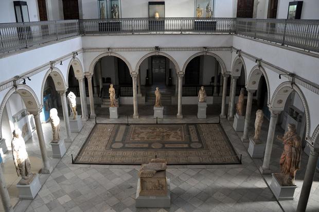 The Bardo National Museum in Tunisia. Photo: Alexandre Moreau