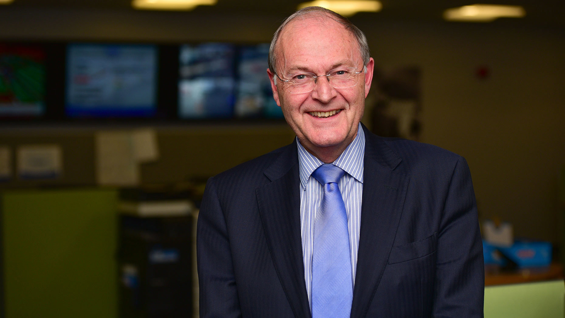 Police and Crime Commissioner Alan Hardwick. Photo Steve Smailes for The Lincolnite