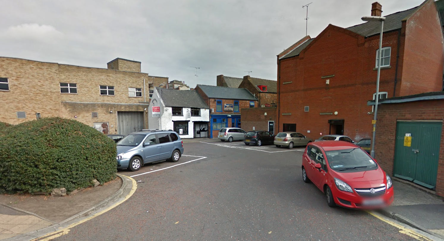 Swanpool Court in Lincoln was the street with the tenth highest umber of parking fines last year.