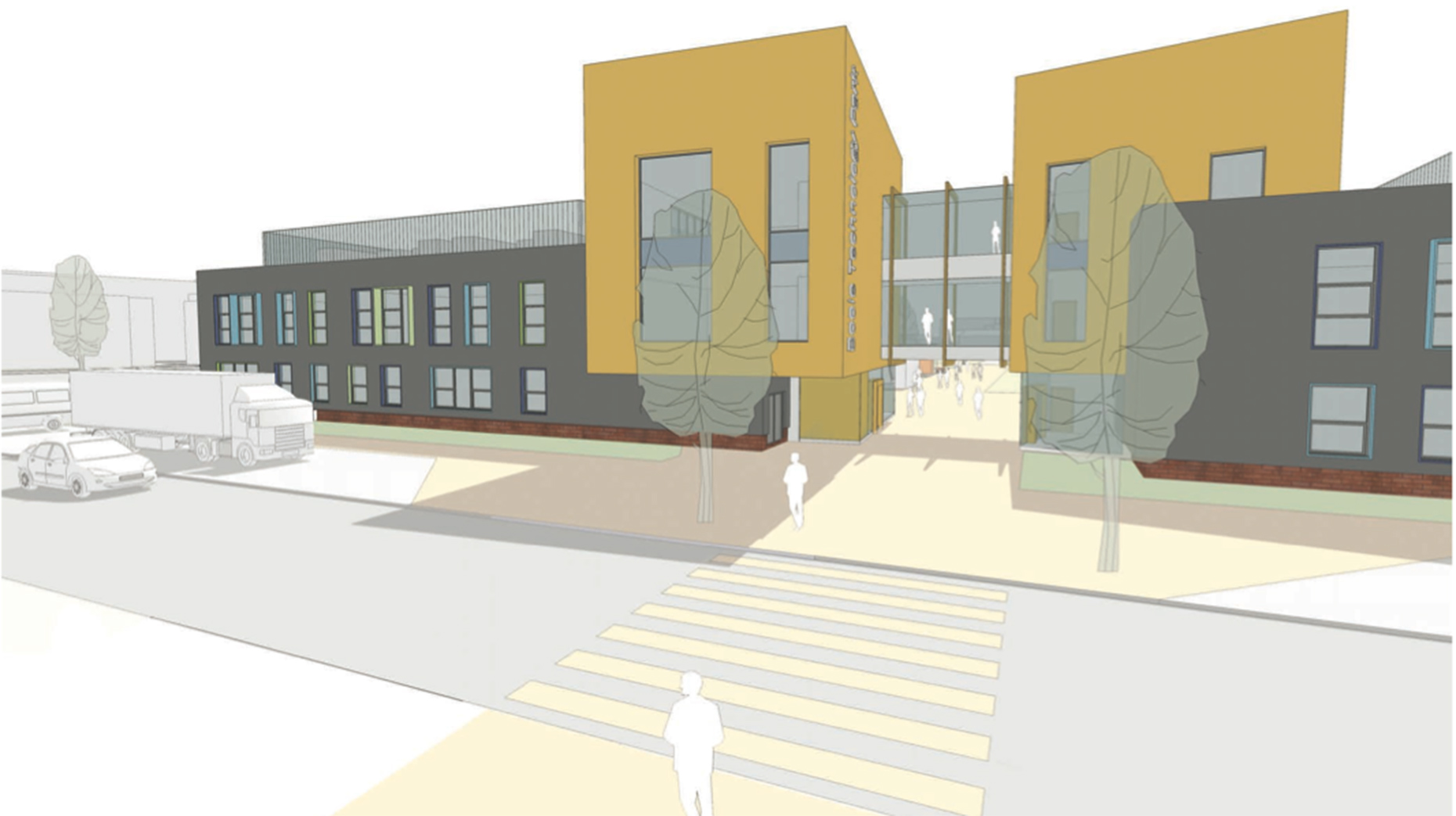 The £6.75 million Boole Technology Centre will house between 100 and 200 highly skilled employees.