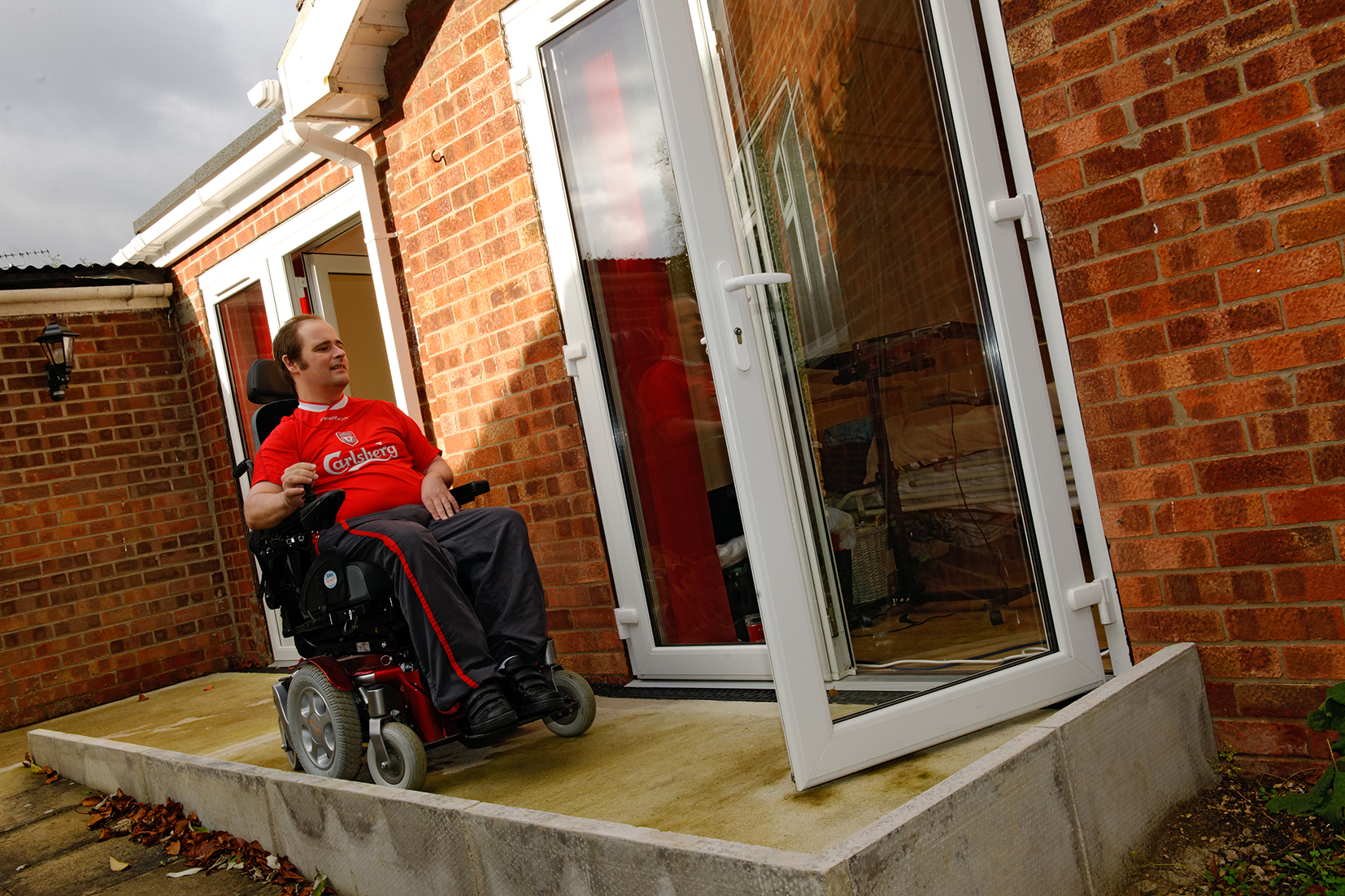The charity sources aiding equipment for the home in order to help people across the county.