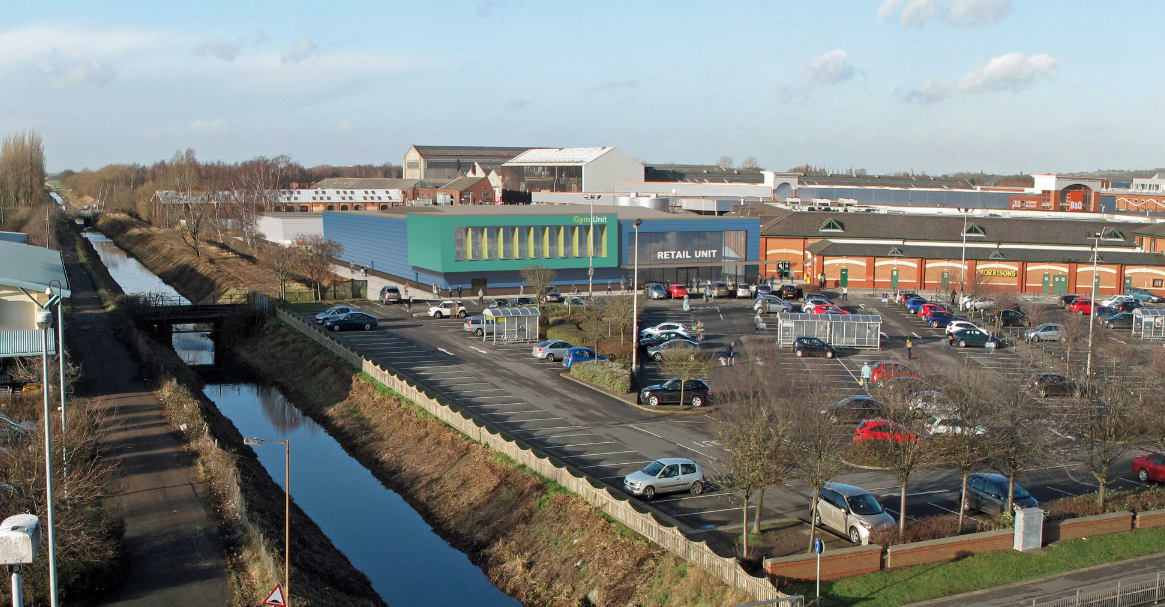The new units would sit directly adjacent to the current Morrisons supermarket in Lincoln.